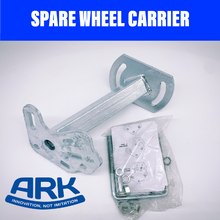 Load image into Gallery viewer, ARK SPARE WHEEL CARRIER MULTIFIT