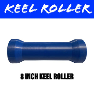 8 INCH BLUE NYLON Centre Roller
