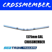 Load image into Gallery viewer, HOT DIPPED GALVANISED Crossmember 1375MM