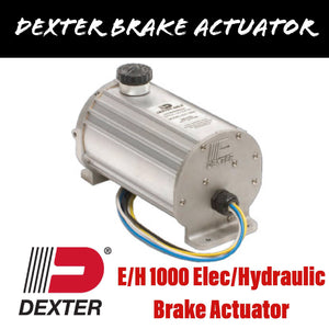 DEXTER E/H 1000 Electric/Hydraulic Brake Actuator