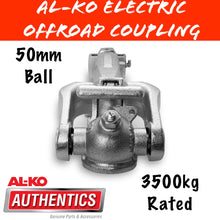 Load image into Gallery viewer, ALKO  OFFROAD 50MM BALL COUPLING 3500KG Rated