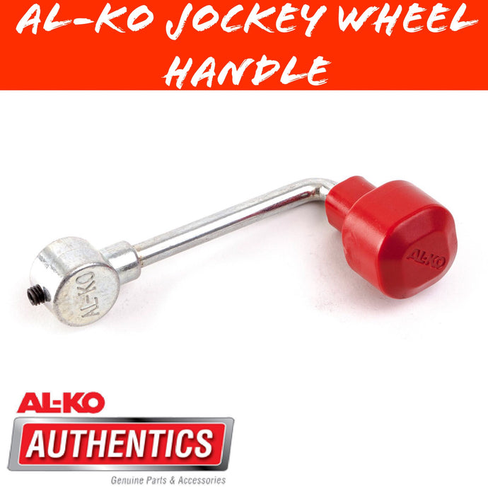 AL-KO PREMIUM Jockey Wheel Handle