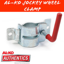 Load image into Gallery viewer, AL-KO Jockey Wheel Clamp