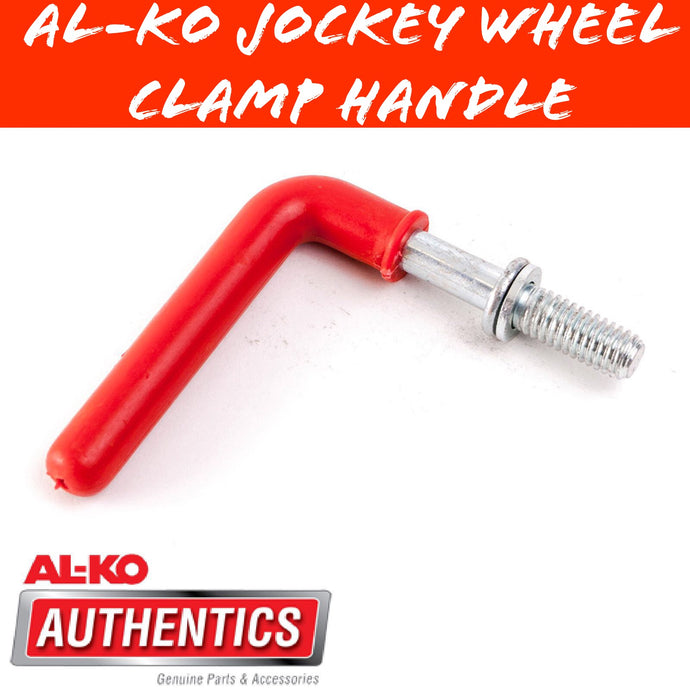 AL-KO JOCKEY WHEEL Replacement Screw In Handle