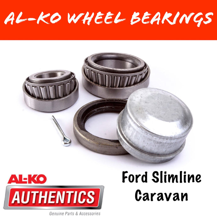 AL-KO Ford Slimline Wheel Bearing Set Chinese