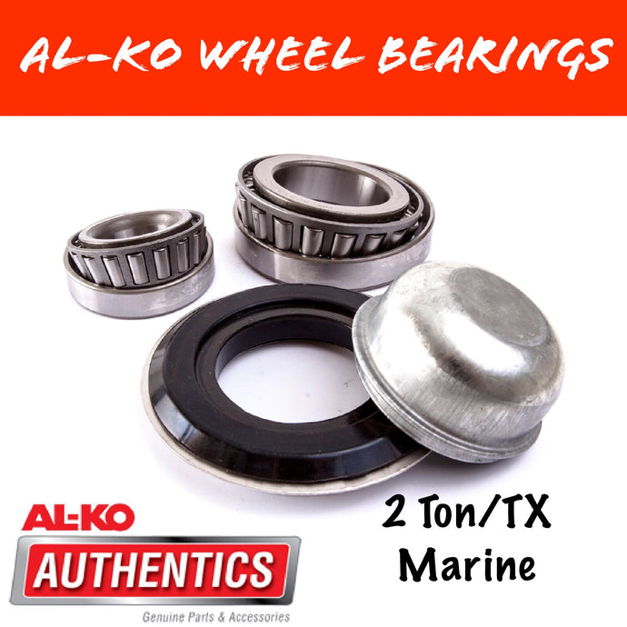 AL-KO 2 TON/TX Wheel Bearing Set Japanese
