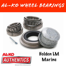 Load image into Gallery viewer, AL-KO Holden Marine Wheel Bearing Set Chinese