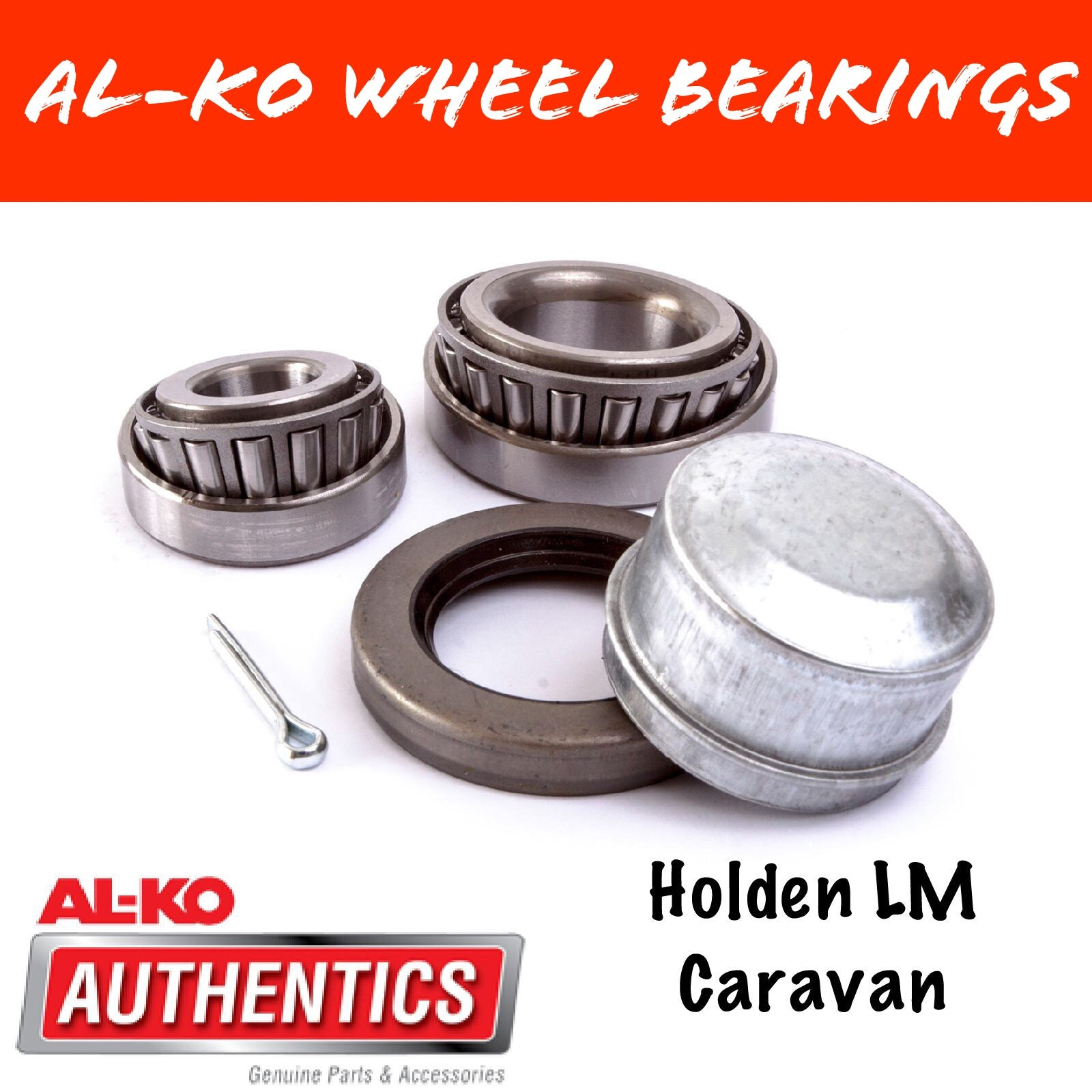 AL-KO Holden Wheel Bearing Set Chinese