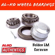 Load image into Gallery viewer, AL-KO Holden Wheel Bearings Set Japanese