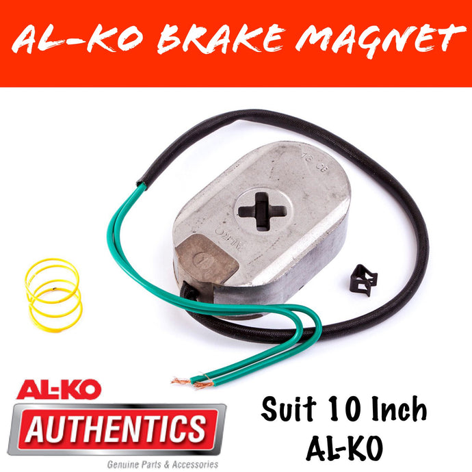 AL-KO 10 Inch Electric Brake Magnet