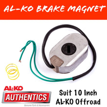 Load image into Gallery viewer, AL-KO Offroad 10 Inch Electric Brake Magnet