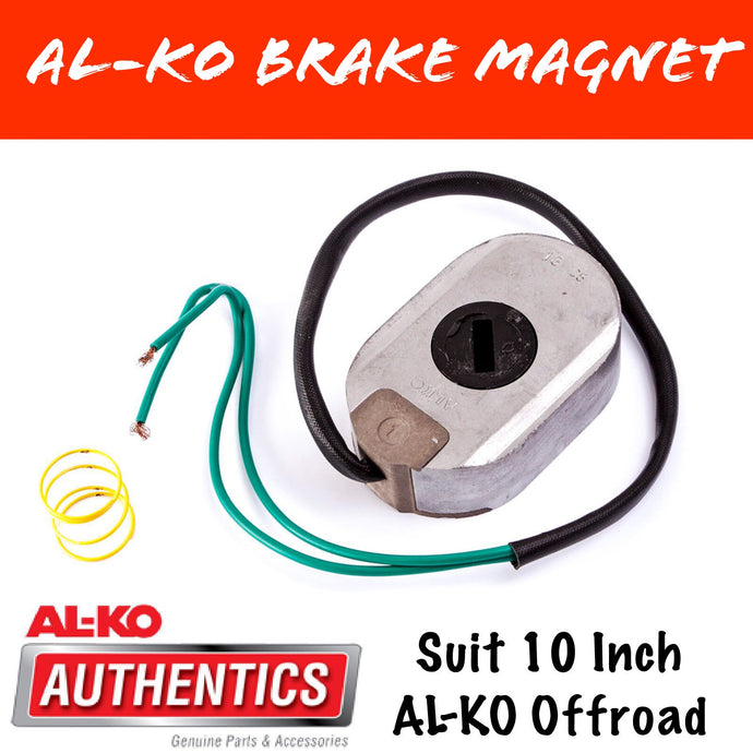 AL-KO Offroad 10 Inch Electric Brake Magnet