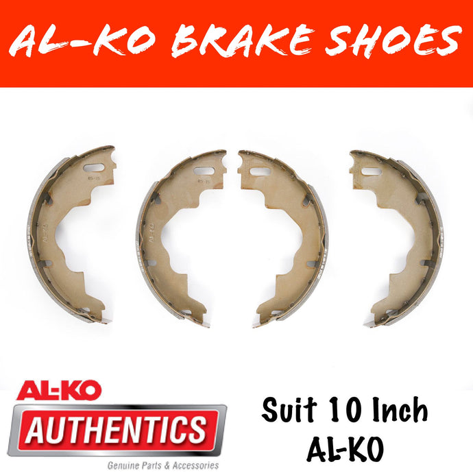 AL-KO 10 INCH ELECTRIC BRAKE SHOES