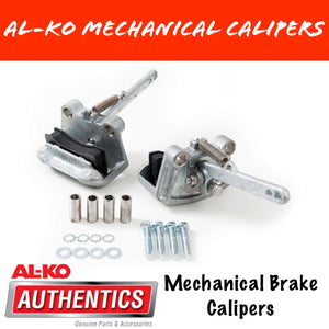 AL-KO Mechanical Brake Caliper Pair