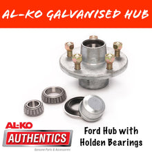 Load image into Gallery viewer, AL-KO Ford Gal Hub with Holden Bearings