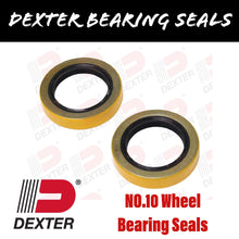 Load image into Gallery viewer, DEXTER NO.10 WHEEL BEARING SEALS 3500LBS