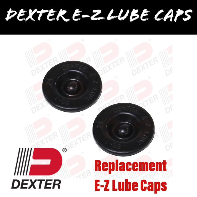 DEXTER EZ LUBE REPLACEMENT RUBBER CAPS