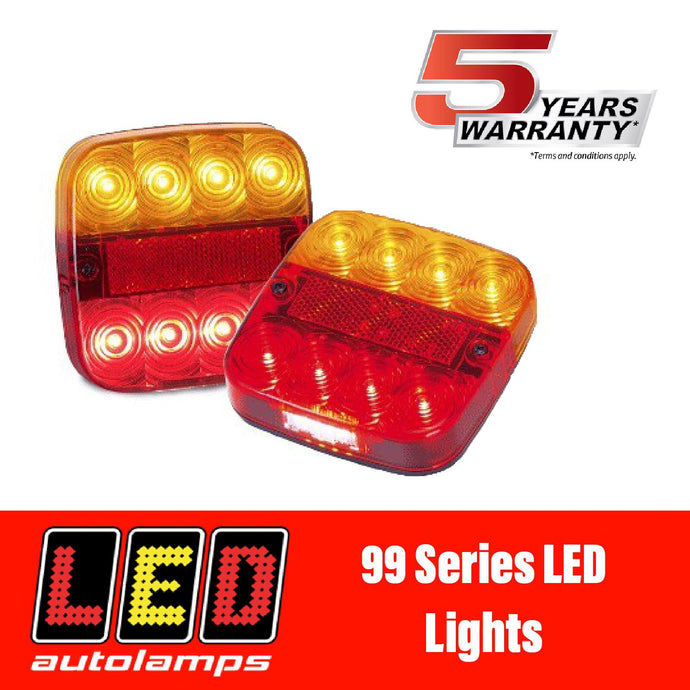 LED AUTOLAMPS 99 SERIES LED LIGHTS