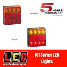 Load image into Gallery viewer, LED AUTOLAMPS 100 SERIES LED Lights