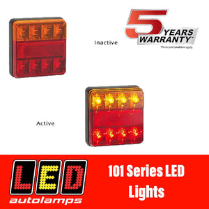 LED AUTOLAMPS 100 SERIES LED Lights