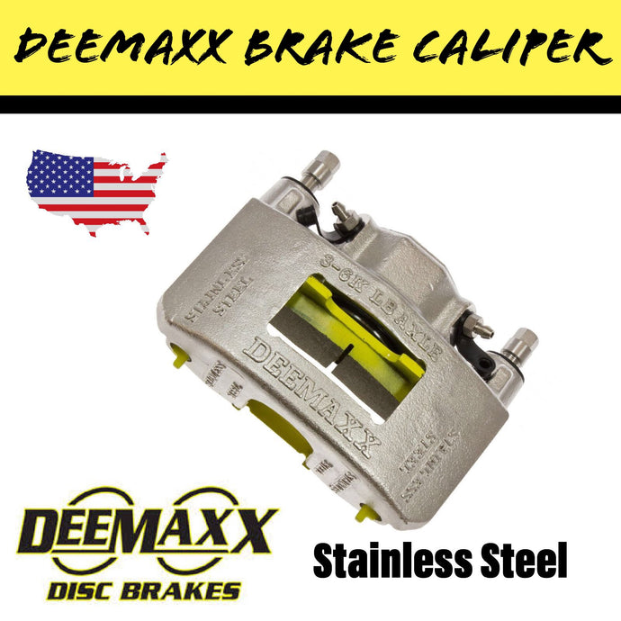 DEEMAXX STAINLESS STEEL BRAKE CALIPER