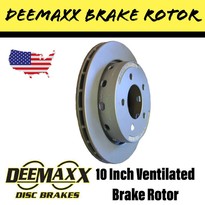 DEEMAXX 11 INCH VENTILATED Brake Rotor