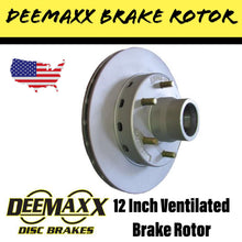 Load image into Gallery viewer, DEEMAXX 12 INCH INTEGRAL Brake Rotor