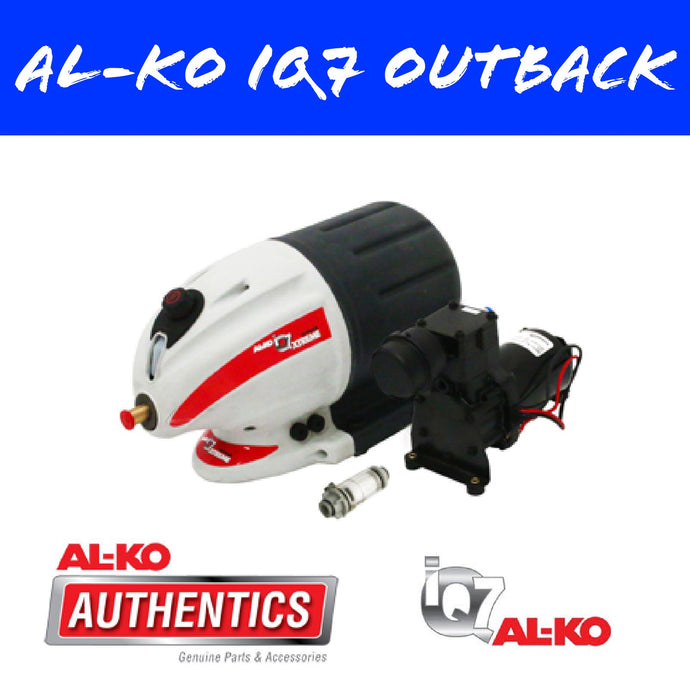 AL-KO IQ7 Outback Brake Actuator