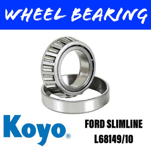 KOYO L68149/10 Wheel Bearing