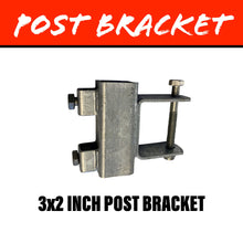 Load image into Gallery viewer, 40MM SQUARE Post Bracket 75X50MM