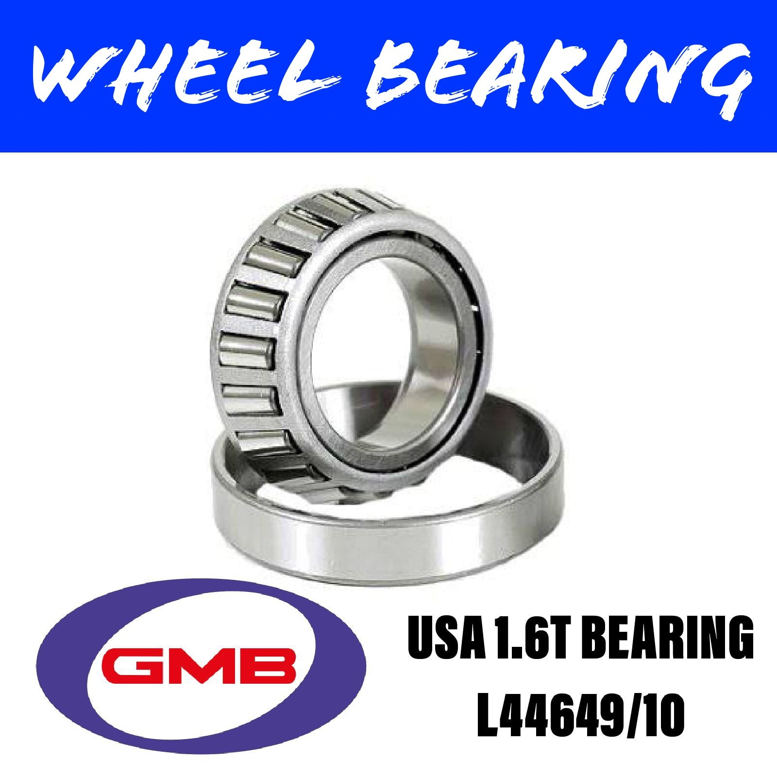 GMB L44649/10 Wheel Bearing
