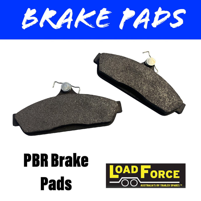 PBR HYDRAULIC BRAKE PAD SET