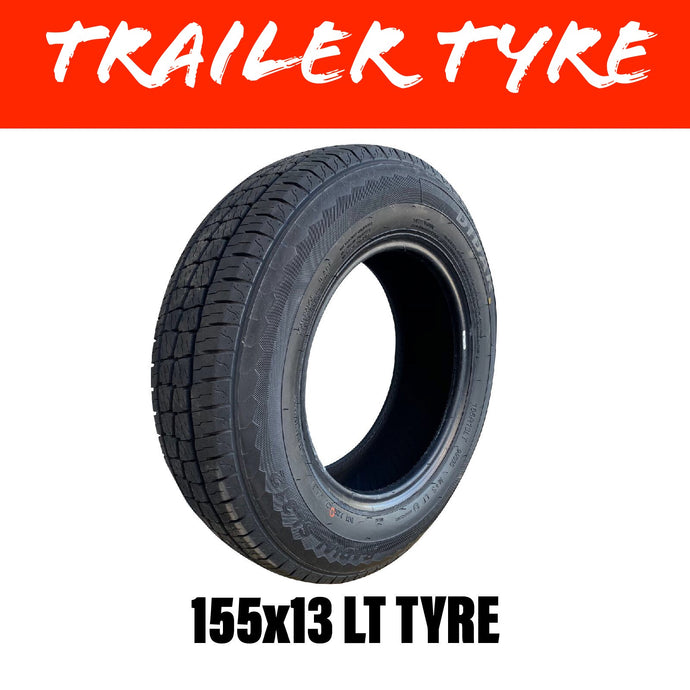 13 INCH LIGHT TRUCK TYRE (Multiple Sizes)