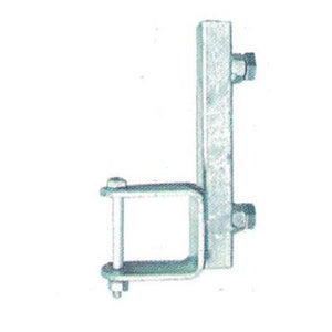 20MM SQUARE POST Slide Adjuster Bracket 75X50MM