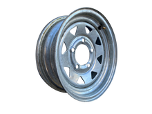 Load image into Gallery viewer, 14 INCH GALVANISED WHEEL
