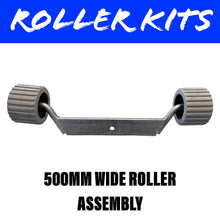 Load image into Gallery viewer, 500MM WIDE Roller Assembly