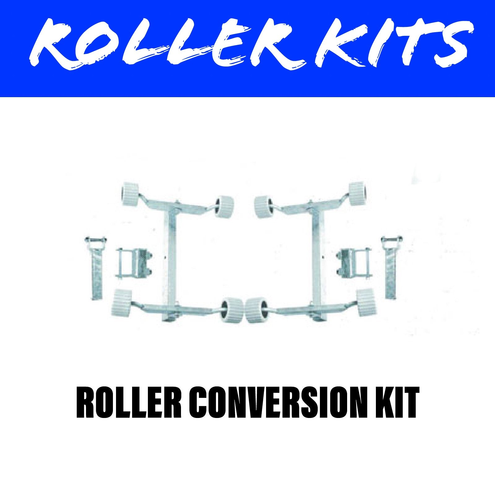 MIDDLE FIXED Wobble Roller Kit Pair