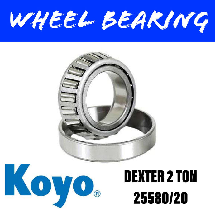 KOYO 25580/20 WHEEL BEARING