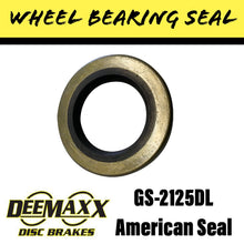 Load image into Gallery viewer, DEEMAXX GS-2125DL Wheel Bearing Seal