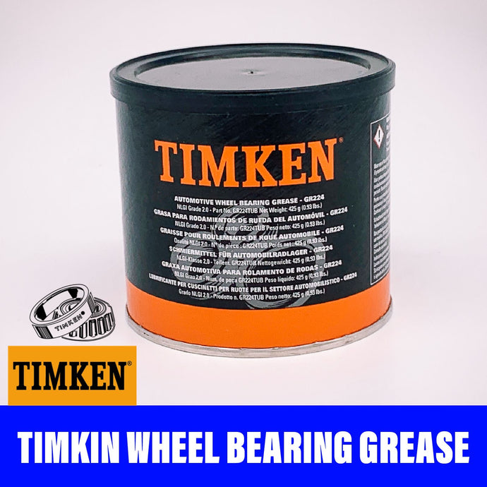 TIMKIN AUTOMOTIVE Wheel Bearing Grease 425g