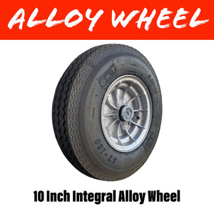10 INCH INTEGRAL ALLOY WHEEL