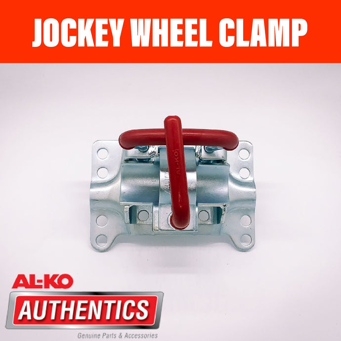 AL-KO Swing Up Jockey Wheel Clamp