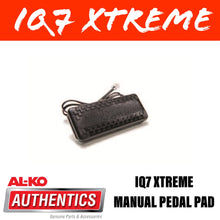 Load image into Gallery viewer, AL-KO IQ7 Xtreme Brake Pedal Pad Manual