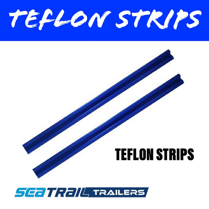 1.5M BLUE TEFLON STRIP PAIR