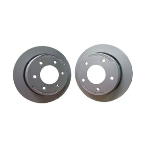 DEEMAXX 12 INCH Dacromet Ventilated Brake Rotor