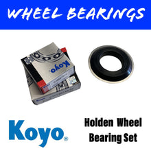 Load image into Gallery viewer, KOYO HOLDEN LM Wheel Bearing Set Marine