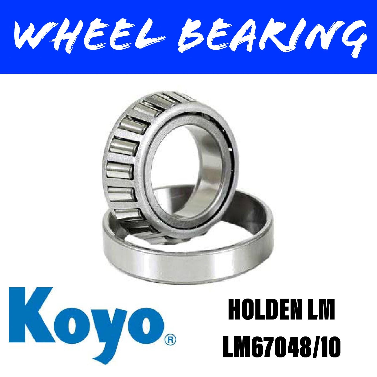 KOYO LM67048/10 Wheel Bearing