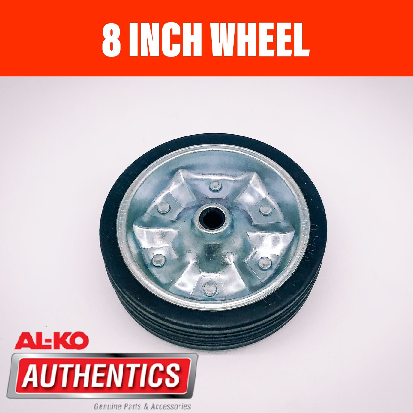 AL-KO 8 INCH JOCKEY WHEEL REPLACEMENT WHEEL