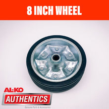 Load image into Gallery viewer, AL-KO 8 INCH JOCKEY WHEEL REPLACEMENT WHEEL