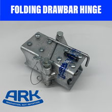 Load image into Gallery viewer, ARK EZI-FOLD Drawbar Hinge Suit 100x100mm Drawbar